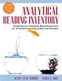 img - for Analytical Reading Inventory: Comprehensive Standards-Based Assessment for All Students Including Gifted and Remedial (10th Edition) by Woods Mary Lynn Moe Alden J. (2014-02-17) Spiral-bound book / textbook / text book