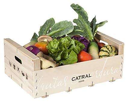 Catral 72020034 - Caja de 29 Frutas y Verduras Surtidas