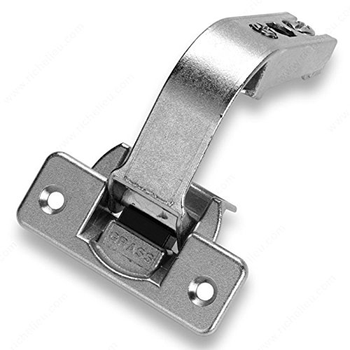(Pie-Cut Corner Hinge)