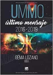 UMMO: último mensaje 2016-2019