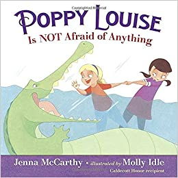 Image result for poppy louise is not afraid of anything