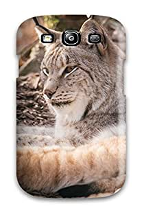 Fashionable YKAiGaI8482csMRD Galaxy S3 Case Cover For Lynx Protective Case