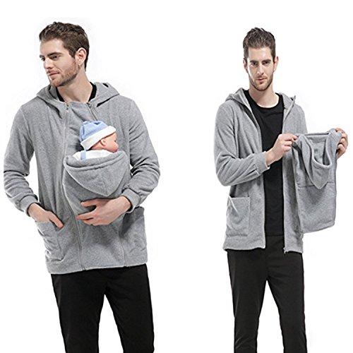 Maternity Kangaroo Sweatshirt Pullover Carriers product image