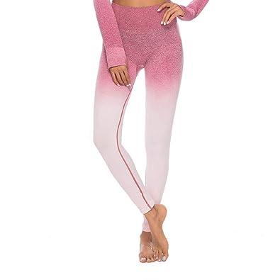 Mounter 2019 - Pantalón de Yoga para Mujer: Amazon.es ...