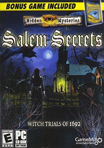 (Hidden Mysteries: Salem Secrets - Witch Trials of 1692 - PC)