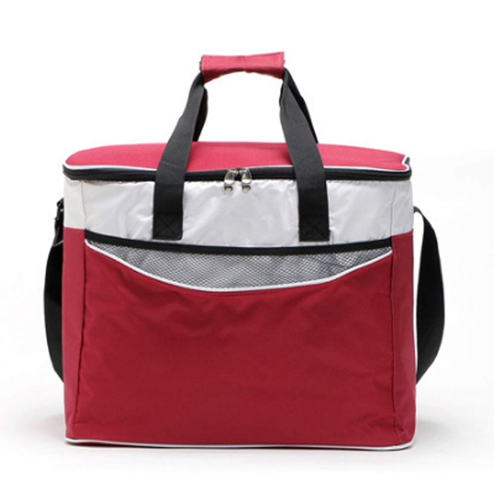 DEFfd Oxford Cloth Insulation Bag 34L / Liter for Family, Outdoor Picnic, Car Portable Lunch Box Bag