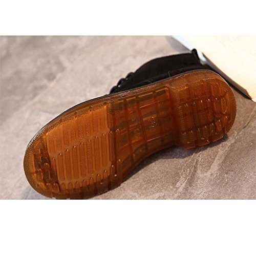CHENGREN warme Winter warme CHENGREN Stiefel Flachrohr in freier Wildbahn Lässige Outdoor-Stiefel für Damen, 41 8671fe