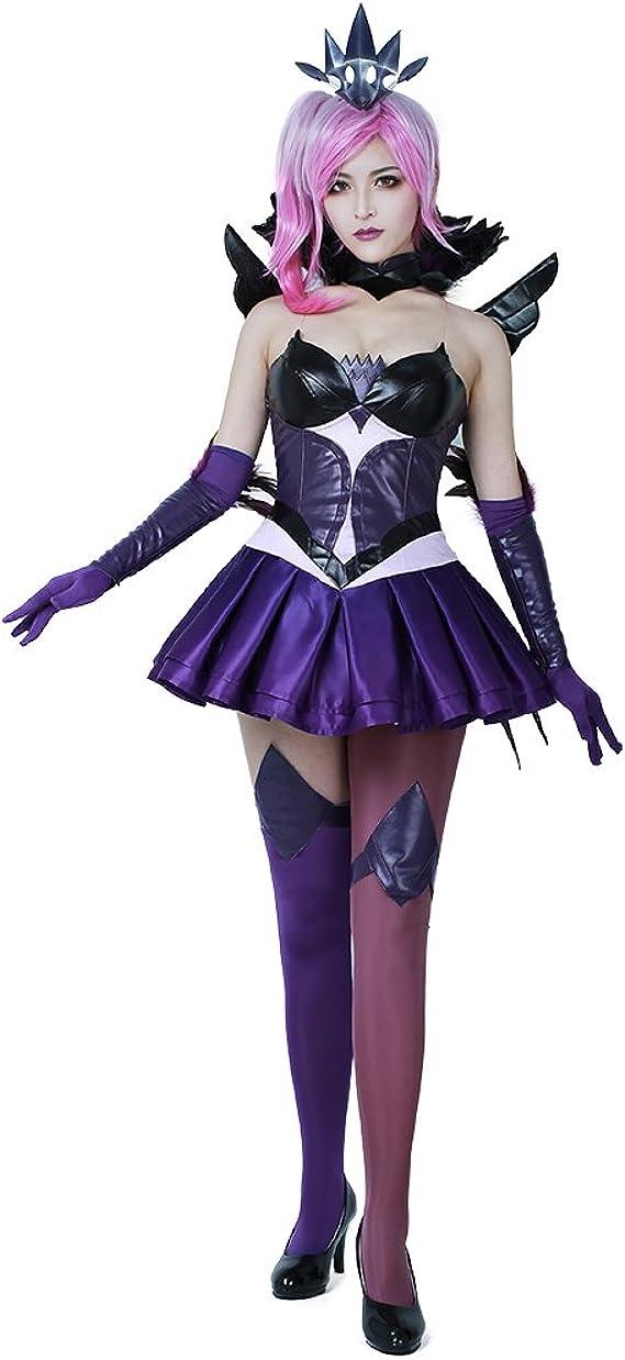 cosplay lux elementista dark
