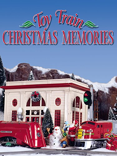 Toy Train Christmas Memories (Mth Christmas Layout)