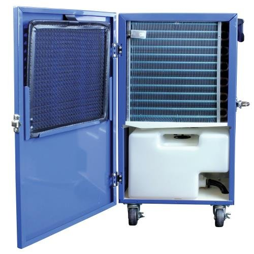 Ideal-Air 700836 Commercial Grade Dehumidifier up to 100 pint