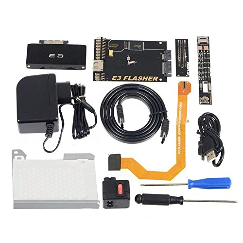 E3 Nor Flasher E3 Paperback Edition Downgrade Tool Kit for Flash Console 1 set