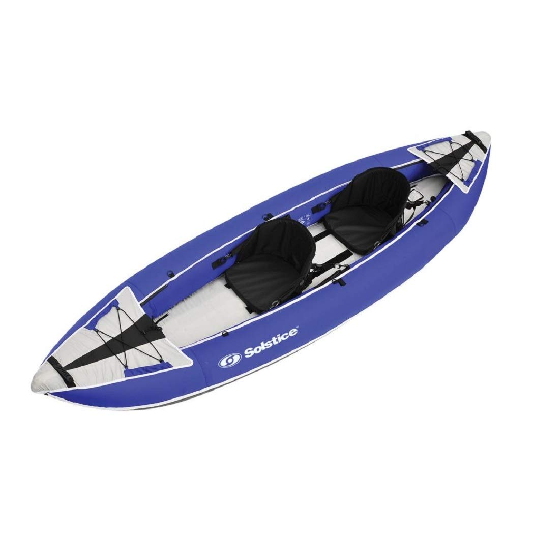 Swim Central Inflatable Multisport Kayak Durango Convertible, 132-Inch