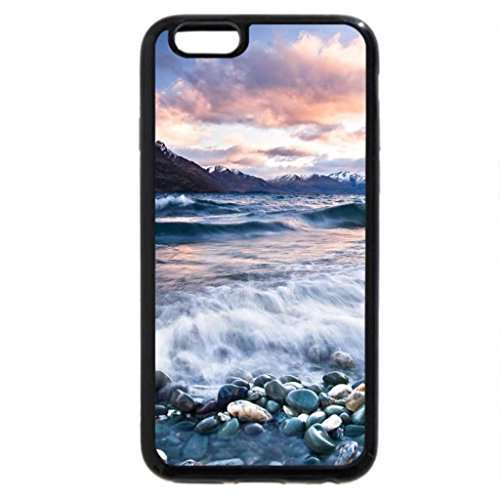 iPhone 6S / iPhone 6 Case (Black) Sunset