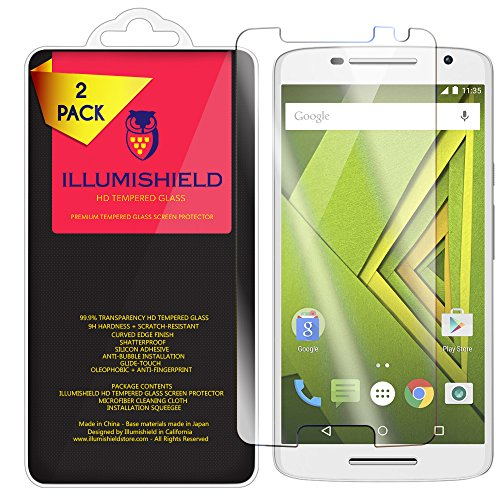 Ultra HD Clear Screen Protector For Motorola Droid X - 5