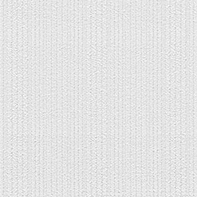 "Manhattan Comfort NW48914 Natalie Series Vinyl Textured Paintable Stripes Design Large Wallpaper Roll, 21"" W x 33'L, White"
