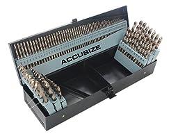 Accusize Industrial Tools M35-H.S.S. plu...