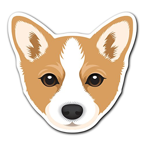 Welsh Corgi -  Dog Breed Decal Sticker for Car Truck Macbook