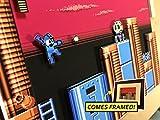 Mega Man 6 Diorama (Framed Artwork) NES