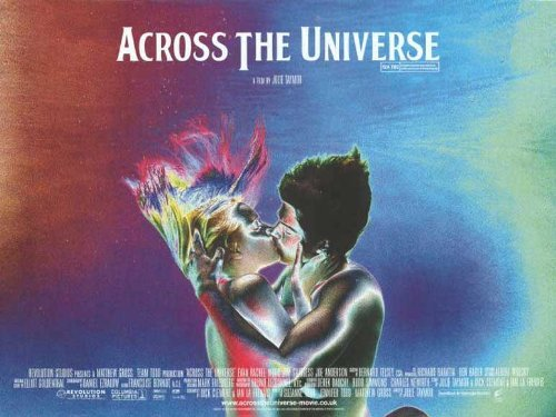 Across the Universe - Movie Poster - 27 x 40