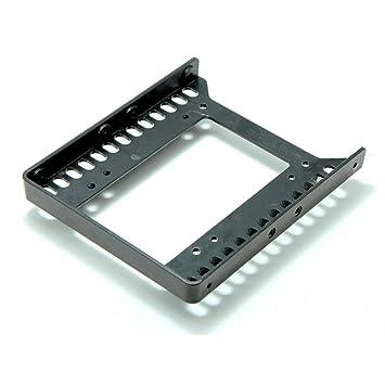 Burysez - Soporte para disco duro SSD de 2,5 pulgadas a SSD de 3,5 ...