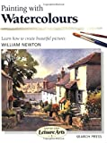 Painting with Watercolours, Frank E. Halliday and William Newton, 0855328983