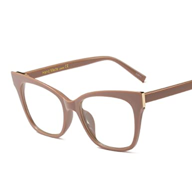 e53ec7882da Women Fashion Cat Butterfly Small Square Eye Glasses Frame Optical Lens  Suitable