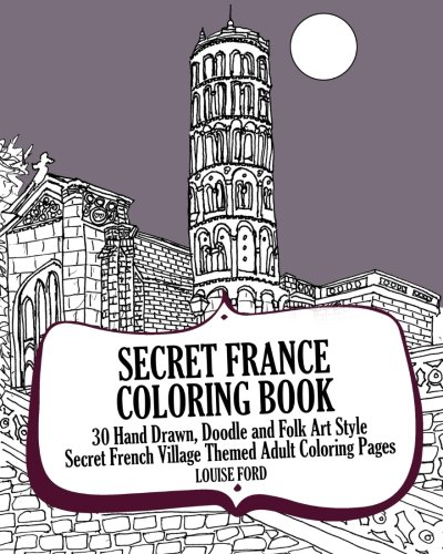 Village Coloring Book - 9