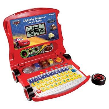 Lightning Mcqueen Learning - Laptop Cars