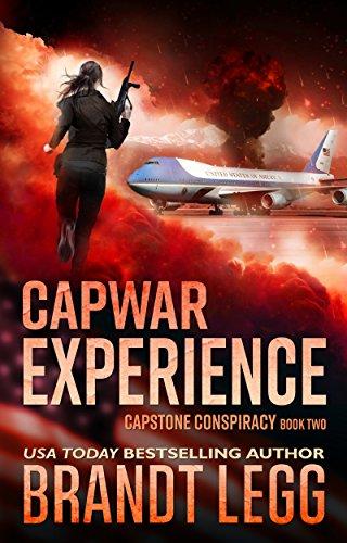 EXPERIENCE: A Booker Thriller (CapStone Conspiracy Book 2)