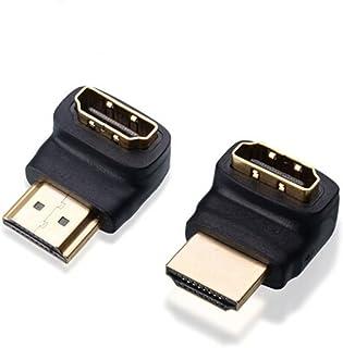Cable Matters® Combo, 270 degrés et 90 degrés HDMI mâle à femelle Adaptateur