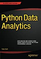 Python Data Analytics Front Cover
