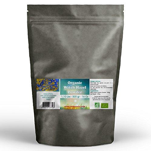 lis - Organic Powder 1.10 Lbs - 500 gr - 16 Oz ()
