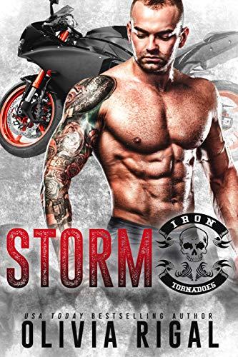 Storm: Iron Tornadoes MC Romance (Iron Storm)