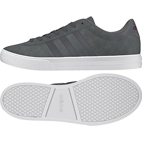 adidas Herren Daily 2.0 Laufschuhe Grau (Grey Four F17/grey Five F17/ftwr White)