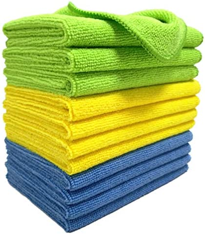 Polyte Microfiber Cleaning Cloth Pack