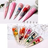 Makartt Poly Nail Extension Gel Kit with Led Lamp