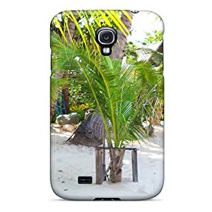 Series Skin Case Cover For Galaxy S4(coconut Trees)