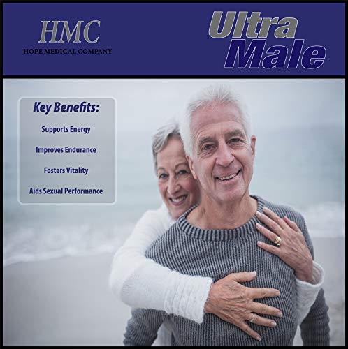 Best Fast-Acting Male Enhancing Pills - #1 Testosterone Booster for Men Increase Size, Drive, Stamina & Endurance - L Arginine, Tongkat, Maca, Ginseng Supplement - Boost Energy, Muscle & Performance by HMC (Image #2)