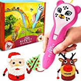 3D Pen for Kids Girl Gifts - Girl Toys Art Set - Cool Birthday Gifts for Girls Boys Teen - Fun...