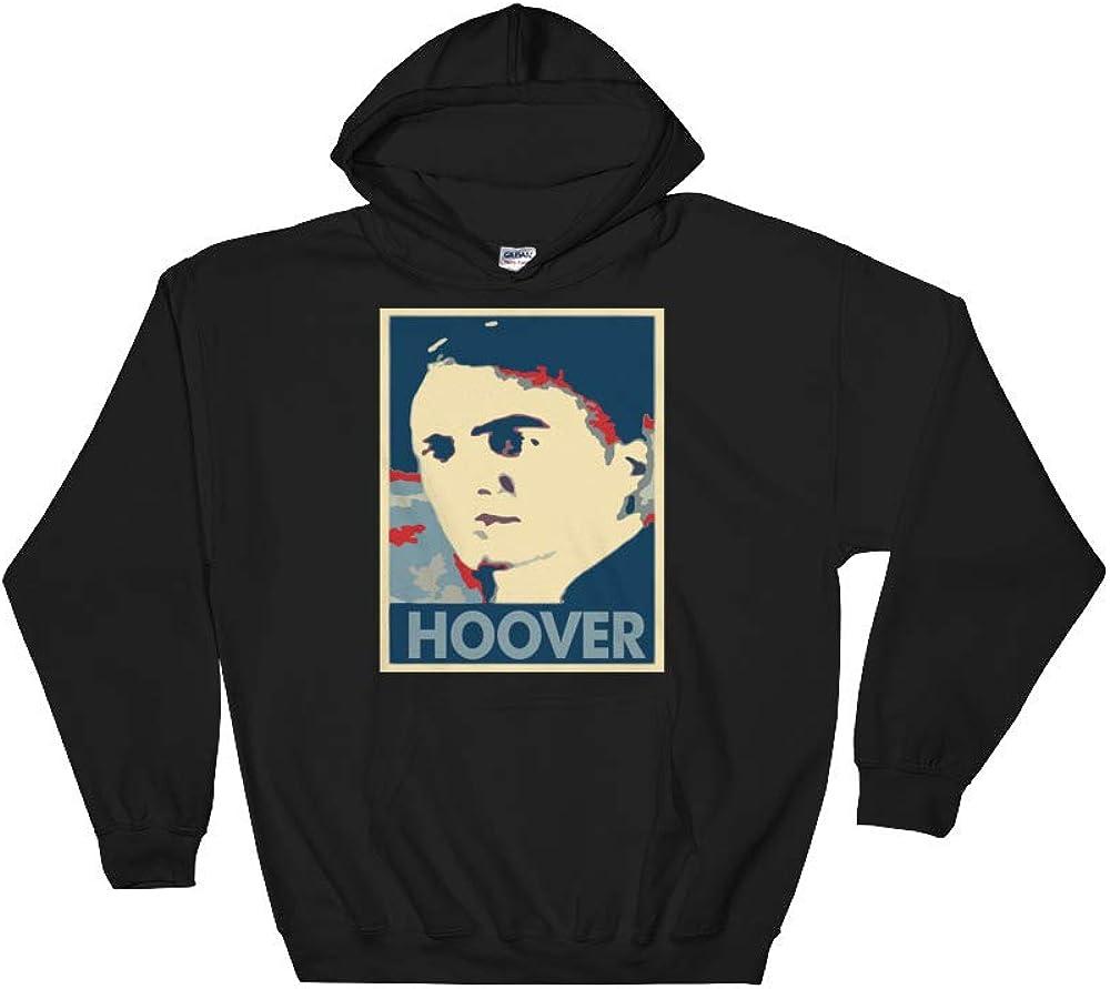 Political Parody with J Edgar Hoover Hoodie
