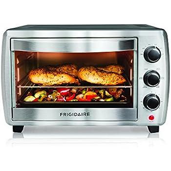 Amazon Com Frigidaire 6 Slice Convection Toaster Oven 6