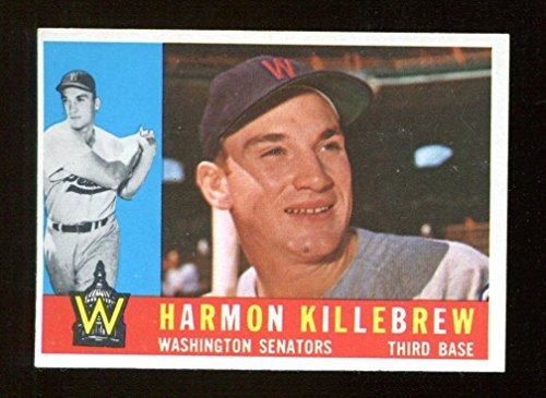 Harmon Killebrew 1960 Topps #210 Senators Ex/MT 36747