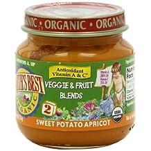 Earth's Best Stage 2 Sweet Potato Apricot (12x4 Oz)