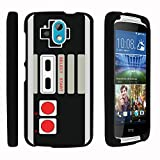 MINITURTLE Case Compatible w/ HTC Desire 526G Case, Perfect Fit Cell Phone Case Hard Cover Cool Designs Game Controller Review