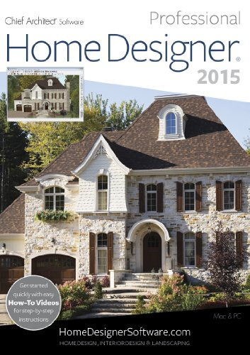 Home Designer Pro 2015 [Download] by Chief Architect