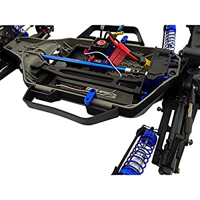 Chassis Guard Dust Resist Dirt Cover for Traxxas 1/10 Rally Slash 4x4 LCG: Toys & Games