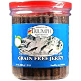 Truimph Super Premium Dog treats 00851 Dog Salmon & Sweet Potato Jerky, 24-Ounce 1.5 pounds