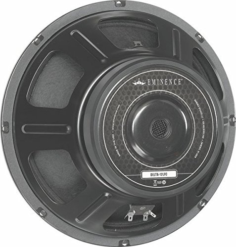 EMINENCE DELTA12LFC 12-Inch American Standard Series (Eminence Bass Guitar Speakers)