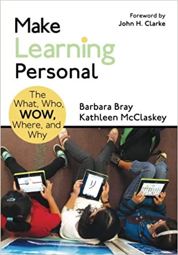~EXCLUSIVE~ Make Learning Personal: The What, Who, WOW, Where, And Why. pijama General descarta province House bulletin March