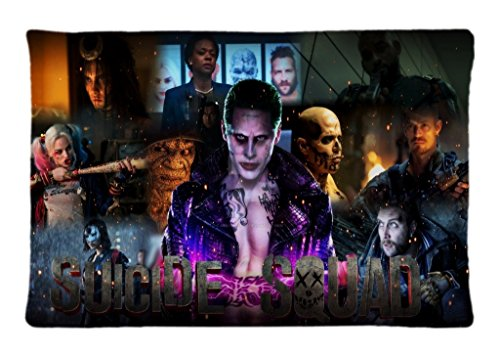 51ggYaiMDzL suicide squad pillow covers